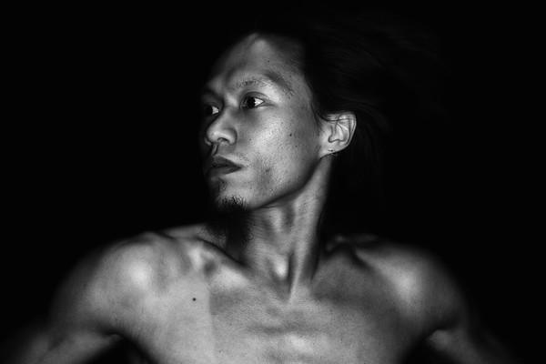 Zhuo Zihao - Publicity Portrait