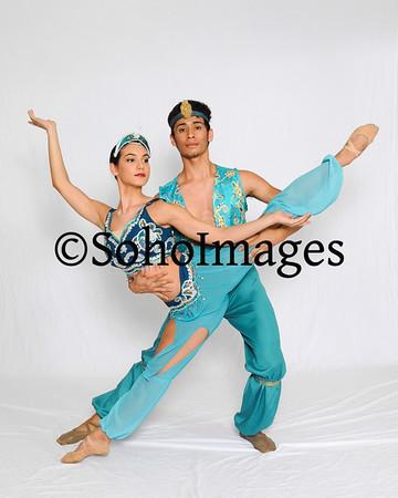 Tampa City Ballet Nutcracker Portraits 2015