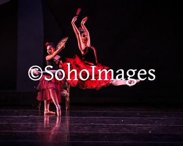 Tampa City Ballet Nutcracker Tech 2016