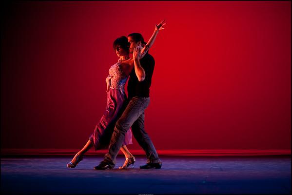 Tango Scent - Rehearsal