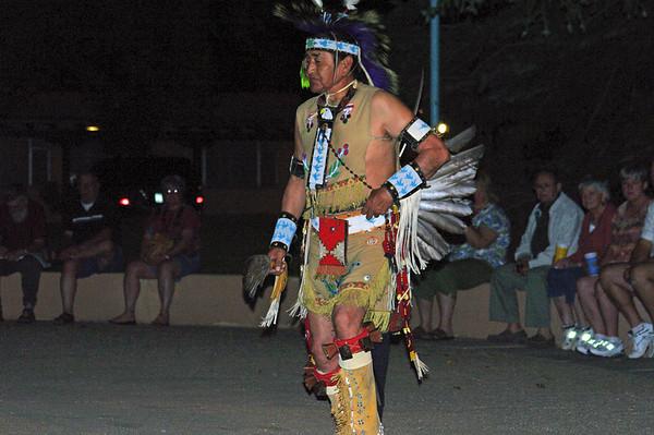 Taos Native American Dance