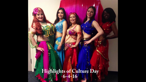Highlights of Culture Day 6-4-16