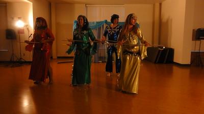 7-16-11 Durham NC Tapestry at Golden Genies Fund Raiser