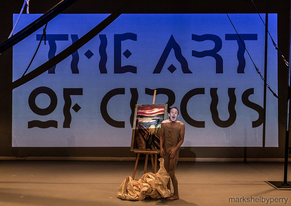 Cirque-tacular's The Art of Circus, September 2016