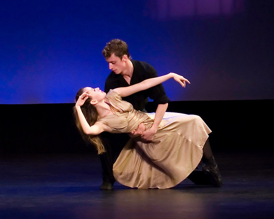 "The Ballet Collective/LA  ""Violetta & Alfredo"""