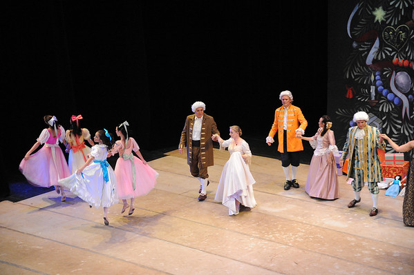 Nutcracker - Performance, Darwin Entertainment Centre 19.11.11.