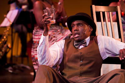 Washington Savoyards Production of Ain't Misbehavin' (Clif Walker)