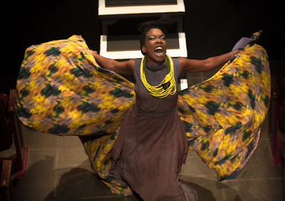 """Folger Shakespeare Theatre -  """"Conversation With Birds"""" (2012)"""
