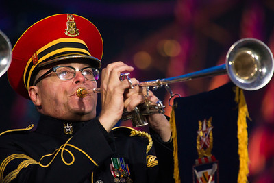"PBS Memorial Day Concert (2013) The United States Army Herald Trumpets is the official fanfare ensemble for the President of the United States. Founded in 1959 and patterned after traditional British ""fanfare"" trumpet ensembles,"