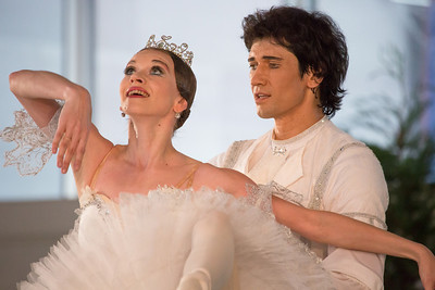 National Gallery of Art presents Stars of Russian Ballet (July 21, 2013) Dancers: Anna Antonicheva and Danila Korsuntsev Adagio from Sleeping Beauty