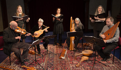 "Folger Consort - 2012 ""Medieval Christmas"""