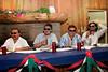 Duvo in shades, Saturday banquet, Ti Ti Tabor 2007