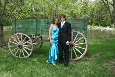 Tiffany & Tim Prom 2009