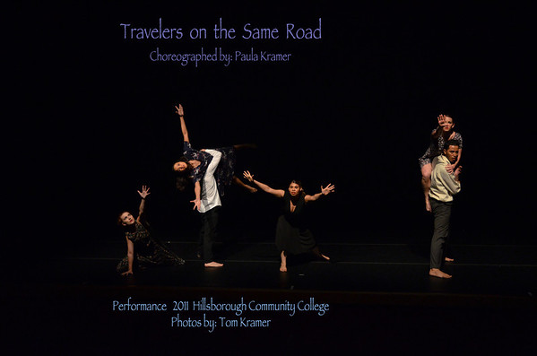 Travelers on the Same Road (2011)