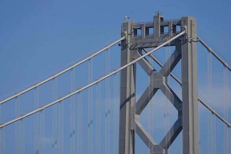 The Oakland Bay Bridge