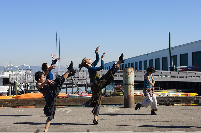 Synchronized kicks