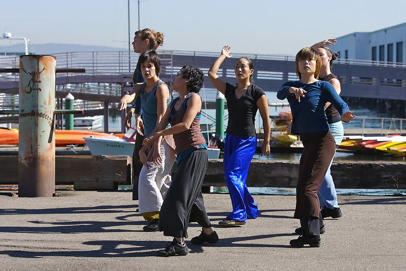 Sea Wall Performance during Third Annual Trolley Dances