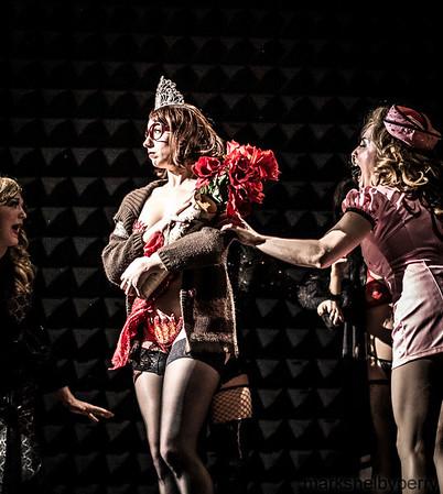 Twin Peaks Beauty Pageant, January 2014