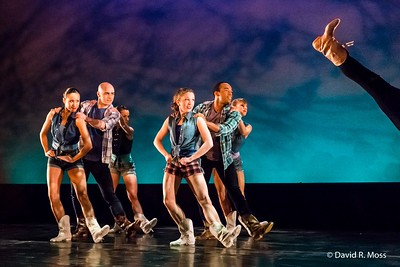 """Victory Road"" - Photo by David Moss Dancers: Joan Ayap, Mimmo Miccolis, Catherine Roth, Alexandra Keen, Jeffrey Senior, Liz Clain-Stefanelli"