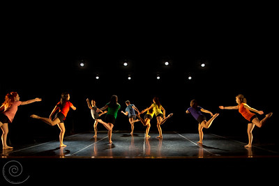 In Due Time, choreographed by Aidrenne Richardson