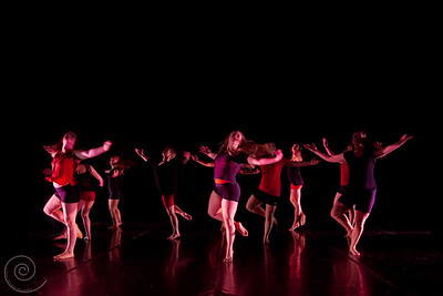 All In, choreographed by Aidrenne Richardson
