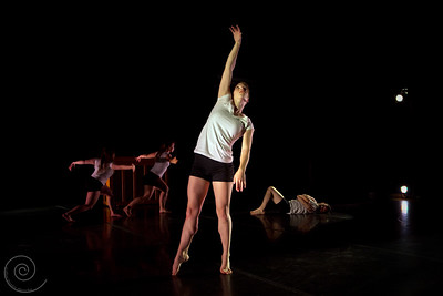 """""""The essence of pleasure is spontaneity"""" - Germain Greer, Choreography - improvisation by each individual dancer structured by Aidrenne Richardson"""