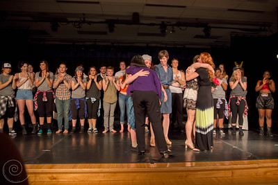 Cast & Dancers