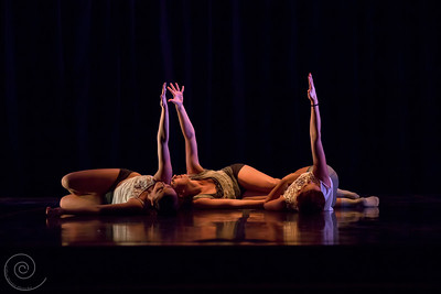 """For in that sleep of death what dreams may come."" - Shakespeare ~ choreographed by Megan Bryant"