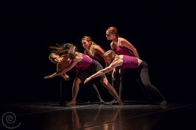 The Unfolding, choreographed by Ashley Justice