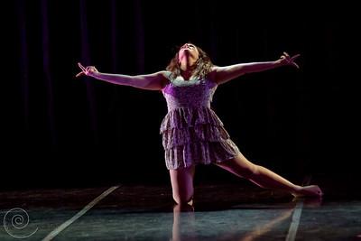 The Journey ~ Ivey Allen Beck, Choreographer & Dancer