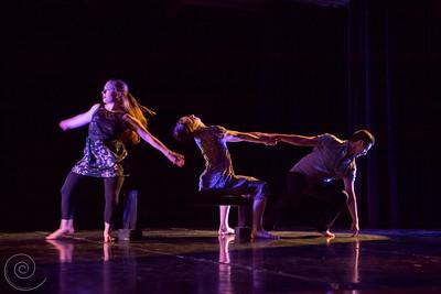 I Speaketh We, choreographed by Cheyla Chandler
