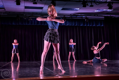 Moments, Thoughts and Relativity, choreographed by Cheyla Clawson Chandler