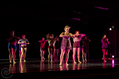 You Can Always Give More; What You Give is Never Enough, Choreographed by Kalina Bartlett