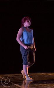Untitled, choreographed & performed by Andie Stitt