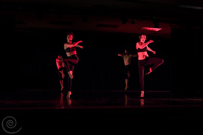 Tribes, choreographed by Aaron Craven