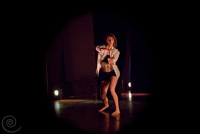 Metanoia, choreographed and performed by Heather Eilerts