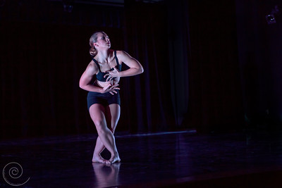 Deterioration, choreographed and performed by Molly Buster