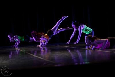 The Art of Alienation, Choreographed by Kelsey Hobbs