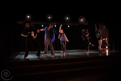 Boom, Choreographed by Kelsey Hobbs