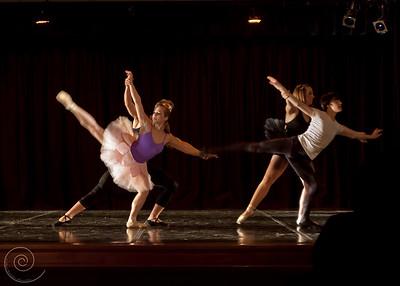 Pas de deux ... Or Don't, Choreographed by Heather Eaglin