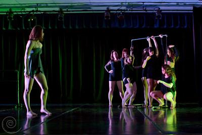 Seven ~ Ivey Allen Beck, Choreographer