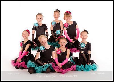 W6 BalletJazz Class