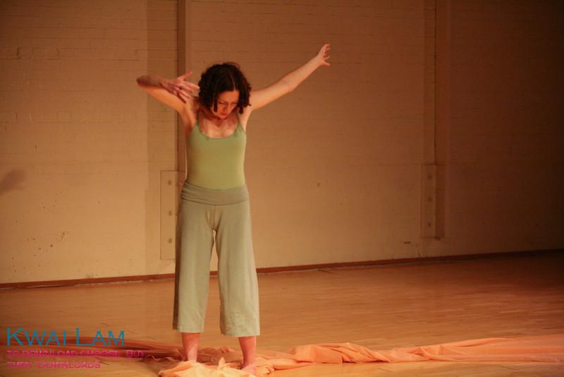 Teacher Teri Carter Peforms at Teacher Gala of West Coast Contact Improv Festival 2008 WCCIF 2008