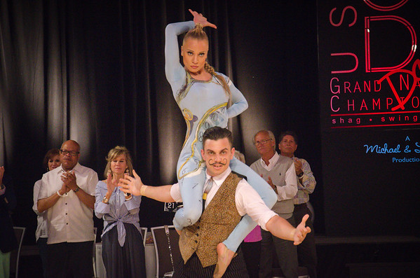 Champions Strictly and Cabaret