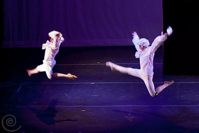 Gavotte ... or Not! ~ Denise A. Celestin, Choreographer