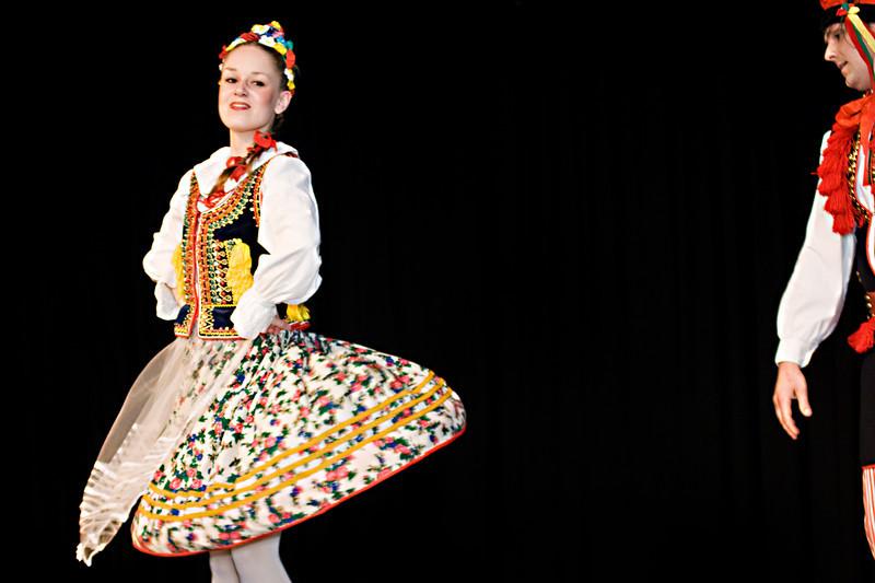 Showavond Yduna  - Polen