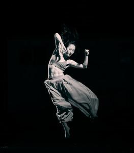 June 13, 2020- New York, NY    Dancer Yin Yue captured downtown Manhattan  YYDC   Photographer- Robert Altman Post-production- Robert Altman