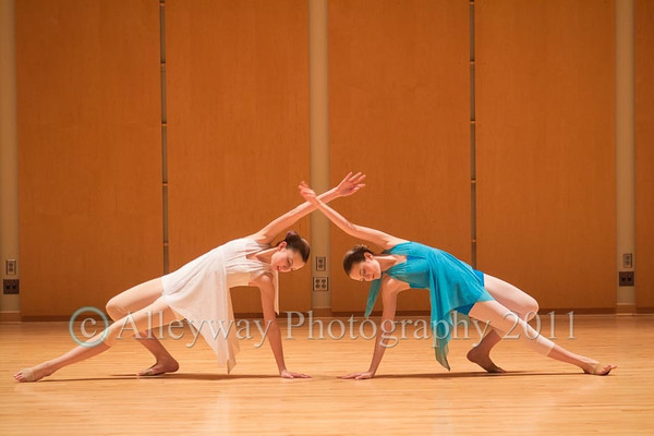 Young Choreographer's Showcase 2013