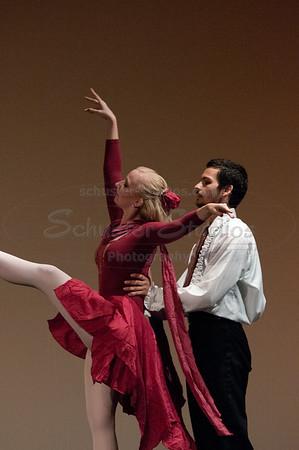 """Table Manners"" Corpus Christi Concert Ballet Choreography: Peter Anastos"
