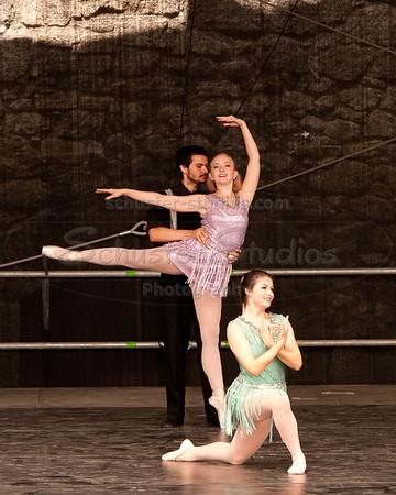 """Let's Dance"" Corpus Christi Concert Ballet Choreography: Thom Clower"